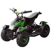 Квадроцикл HB-6 EATV800-2-5 мот800W,3ак12V/12A,до30км/ч,до100кг,черн-зел,в кор-ке,103-57-43,5см