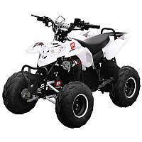 Квадроцикл HB-EATV 1000E-1  мотор 1000W безщеточ,4аккум20A/12V,муз,USB,SD,белый