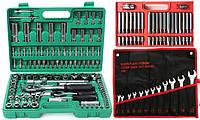 Набір головок ключів інструментів Torx Tagred 108 ел + 12ел VERKE + Біти 40ел.