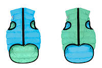 Airy Vest Lumi салатово-голубой S40