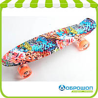 Скейт Penny Board MS Grafity Limited Edition