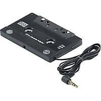 Кассета адаптер для автомагнитолы - переходник на MP3 устройства