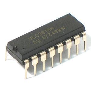 Мікросхема UCC3818N DIP-16