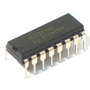 Мікросхема UCC3818N DIP-16, фото 2