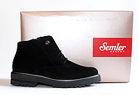 Ботинки замша Selmer