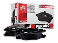 Колодки тормозные задние FERODO FER FDB191 (Ford, Volvo)