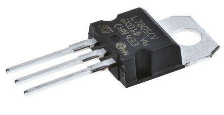 Микросхема  L7805CV, фото 2