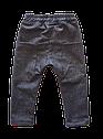 Детские джинсовые джоггеры малышам, фото 2