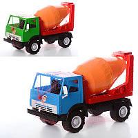 Автомобиль БЕТОНОМЕШАЛКА Х2 ОРИОН  044 (400x195x235 мм)