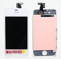 Модуль дисплей iPhone 4S (LCD+Touchscreen) - белый