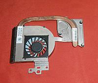 Система охлаждения Dell M5110 Inspiron кулер вентилятор радиатор для ноутбука Оригинал Б/У!!!