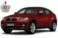 Лобовое стекло на BMW X6 (2008-2013) (Кузов E71/E72) Лобовое с креплением для датчиков дождя/света для моделей с 2008-2011 г.в.