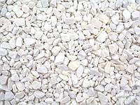 Мраморная крошка 5-8 мм (10 грамм) белая для творчества и декора