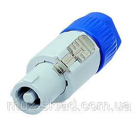 Neutrik NAC3FCB кабельный разъём PowerCon