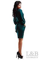 Платье CAVALLI  изумрудный S M L XL XXL