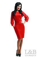 Платье CAVALLI  красный S M L XL XXL
