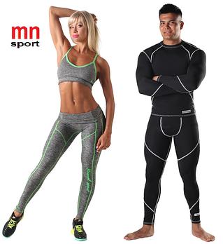 Одежда для спорта, фитнеса и йоги