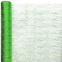 Сетка FIBER  зеленая 75 см х 6 м