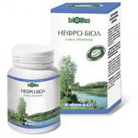 «Нефро-биол» при мочекаменной и почечно-каменной болезни; мочекислом диатезе