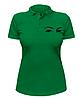 Женская футболка-поло с глазами, фото 2