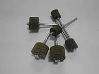 Войлок на дрель для полировки D 30 мм