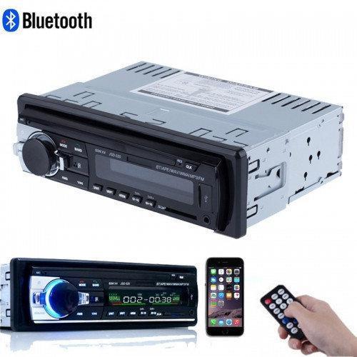 Автомагнитола Pioneer JSD-520 Bluetoth+USB+SD+AUX 4x60W, фото 1