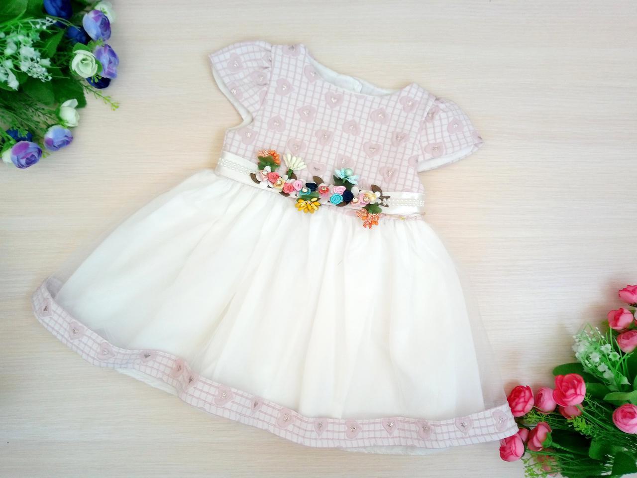 Нарядное платье 2 года выкройка фото 16