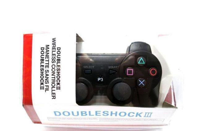 Джойстик для Playstation 3/ps3,Sony Double Shock 3 беспроводной, фото 1