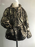 Курточка демисезонная ветровка 104-164