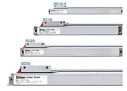 Компактные оптические линейки Ditron DC10F (50 - 300 мм) 5µm
