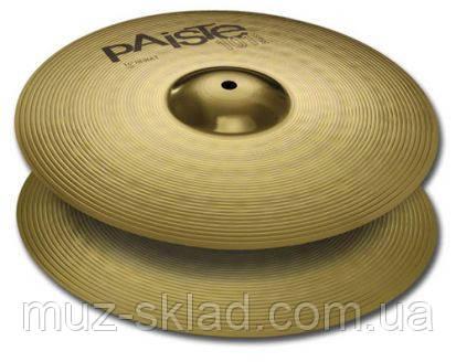 """Набор хай-хэт для барабанов Paiste 101 Brass Hi-Hat 14"""""""
