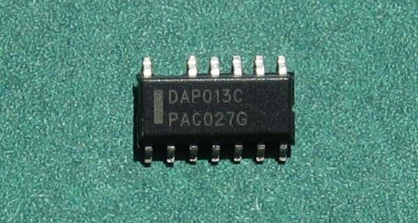 Микросхема DAP013C DAP013