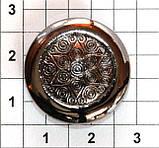 Литые кнопки для одежды AN 23 с механизмом ALFA упаковка 1000 штук, фото 2