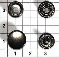 Кнопки Киевские диаметр 12.5мм