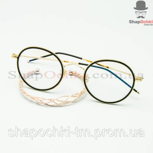 Очки женские имиджевые Kaizi S10011 C26  продажа 64d282762d361