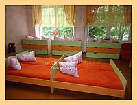 Кровать детская (ДСП ламинированная, фанера), фото 1