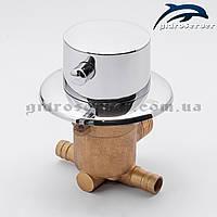 Дивертор для смесителя душевого бокса PS-02., фото 1