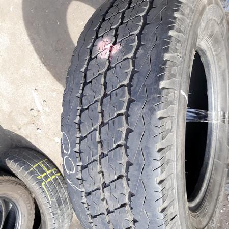 Бусовские шины б.у. / резина бу 225.70.r15с Bridgestone Duravis Бриджстоун