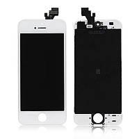 Модуль дисплей iPhone 5 (LCD+Touchscreen) - белый