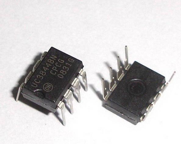 Мікросхема UC3844BN UC3844 UC3844B DIP-8, фото 2