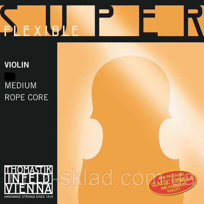 Cтруна для скрипки Ре Thomastik Superflexible 12