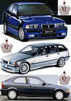 Автостекло, лобовое стекло на BMW (БМВ) 3 E36 Sedan / Compact / Kombi (1990 - 1999)