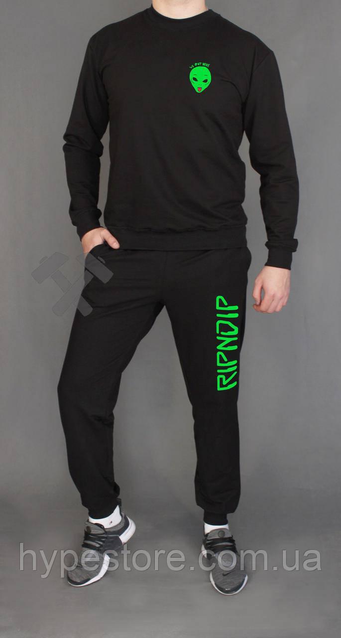 Спортивный костюм Ripndip (черный), Реплика
