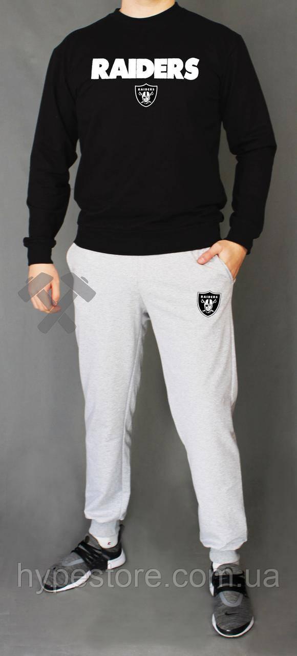 Спортивный костюм Raiders (комбинированный) , Реплика