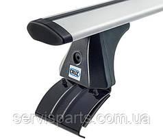 Багажник на гладкую крышу  Skoda Fabia хэтчбек 2007-2015