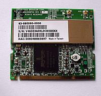 301 Wi-Fi Broadcom BCM94306MPSG 802.11 b/g Mini PCI 54 Mbps модуль для ноутбука