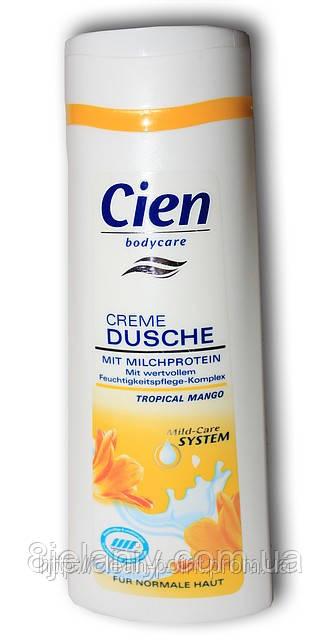 Гель для душа Cien 300 мл Германия