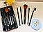 Набор кисточек Kylie (Кайли) complexion brush set, фото 4