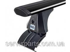 Багажник на гладкую крышу  Fiat Punto 3 двери 2012-
