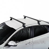 Багажник на гладкую крышу  Ford Focus седан 11-15, 15-, фото 2